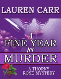 A Fine Year for Murder - Lauren Carr