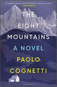 The Eight Mountains - Paolo Cognetti