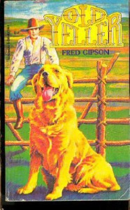 Old Yeller - Fred Gipson