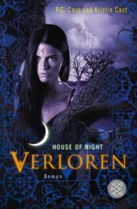 Verloren: House of Night 10 - 'P.C. Cast',  'Kristin Cast'