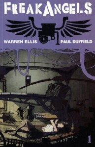 Freakangels, Volume 1 - Warren Ellis, Paul Duffield