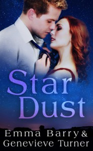 Star Dust (Fly Me to the Moon, Book One) - Emma Barry, Genevieve Turner