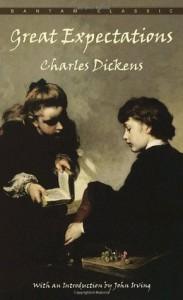 Great Expectations (Bantam Classics) - Charles Dickens, John Irving
