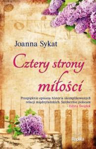 Cztery strony miłości - Joanna Sykat