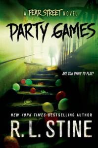 Party Games: A Fear Street Novel - R.L. Stine