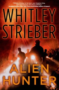 Alien Hunter - Whitley Strieber