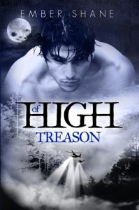 Of High Treason - Ember Shane