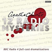 Agatha Christie: Twelve Radio Mysteries: Twelve BBC Radio 4 Dramatisations - Full Cast, Tom Hollander, Julia McKenzie, Agatha Christie,  Emilia Fox