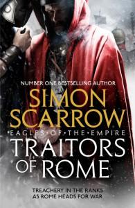 Traitors of Rome - Simon Scarrow