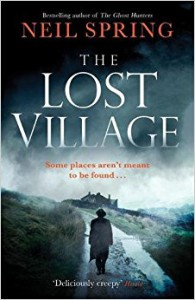 The Lost Village - NEIL SPRING, Neil  Spring
