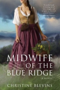 Midwife of the Blue Ridge - Christine Blevins, James Griffin