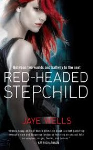 Red-Headed Stepchild (Sabina Kane, #1) - Jaye Wells