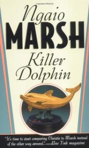 Death at the Dolphin - Ngaio Marsh, James Saxon