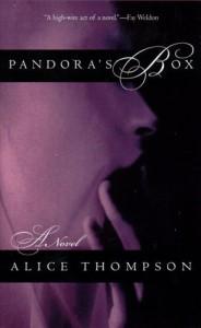 Pandora's Box - Alice Thompson