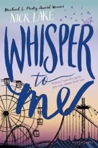 Whisper to Me - Nick Lake