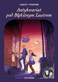 Antykwariat pod Blekitnym Lustrem - Widmark Martin