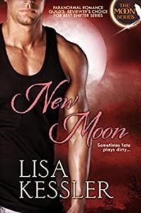 New Moon (Moon Series Book 8) - Lisa Kessler