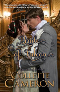 Bride of Falcon - Collette Cameron