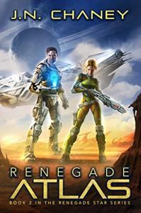 Renegade Atlas - JN Chaney