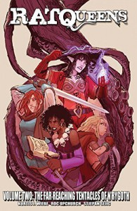Rat Queens Volume 2: The Far Reaching Tentacles of N'Rygoth - Kurtis J. Wiebe