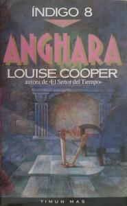 Anghara  - Louise Cooper