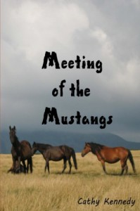 Meeting of the Mustangs - Cathy Kennedy
