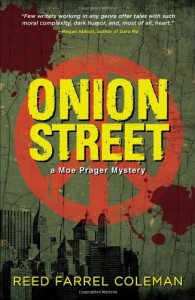 Onion Street: A Moe Prager Mystery - Reed Farrel Coleman