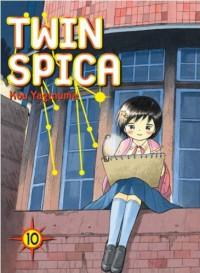 Twin Spica, Volume: 10 - Kou Yaginuma