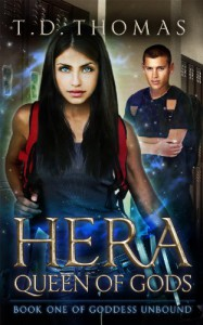 Hera, Queen of Gods - T.D. Thomas