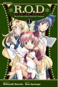 R.O.D. Read or Dream 1 - Hideyuki Kurata, 倉田英之, Ran Ayanaga, 綾永らん