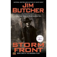 Storm Front (The Dresden Files, #1) - Jim Butcher