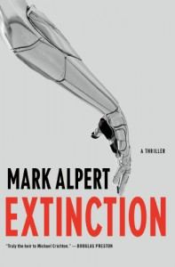 Extinction - Mark Alpert