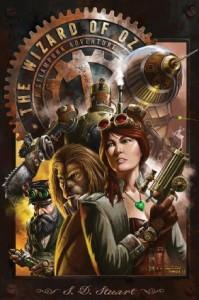 The Wizard of Oz: A Steampunk Adventure - S D Stuart, Steve DeWinter