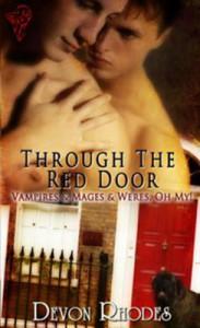 Through the Red Door - Devon Rhodes