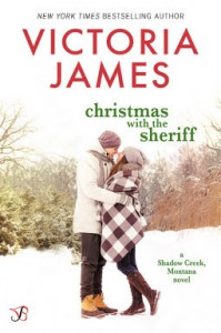 Christmas with the Sheriff - Victoria  James
