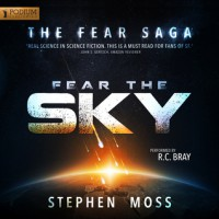 Fear the Sky - Stephen     Moss