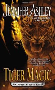 Tiger Magic (Shifters Unbound) -  Jennifer Ashley