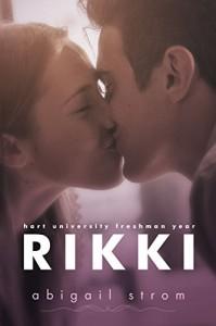 Rikki (Hart University Book 1) - Abigail Strom