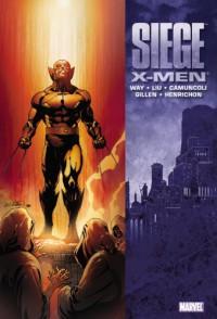 Siege: X-Men- Dark Wolverine & New Mutants - Kieron Gillen, Niko Henrichon, Giuseppe Camuncoli, Marjorie M. Liu, Daniel Way