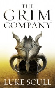 The Grim Company (The Grim Company, #1) - Luke Scull