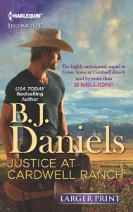 Justice at Cardwell Ranch - B.J. Daniels
