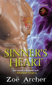 Sinner's Heart - Zoe Archer