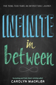 Infinite in Between - Carolyn Mackler