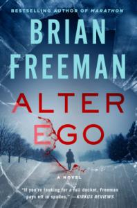 Alter ego - Brian Freeman