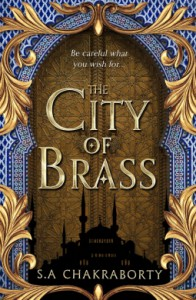 The City of Brass - S.A. Chakraborty