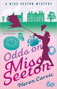 Odds on Miss Seeton (A Miss Seeton Mystery Book 5) - Heron Carvic