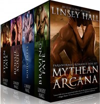 Mythean Arcana: Paranormal Romance Box Set - Linsey Hall