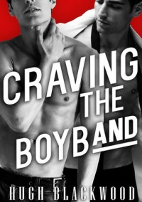 Craving the Boy Band (MMMMM Gay Menage Celebrity Rock Star Erotica) - Hugh Blackwood