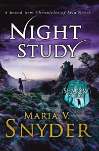 Night Study - Maria V. Snyder