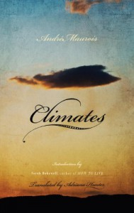 Climates - Andre Maurois